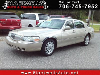 Used 2006 Lincoln Town Car Designer Series