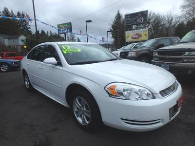 Used 2013 Chevrolet Impala LS