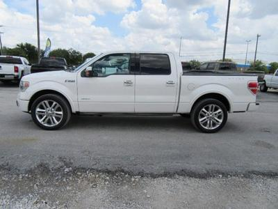 Used 2013 Ford F-150 Limited