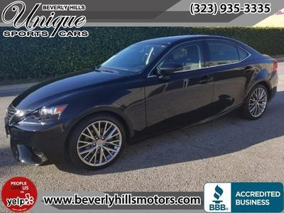 Used 2015 Lexus IS 250 250