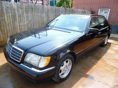 Used 1998 Mercedes-Benz S320 LWB