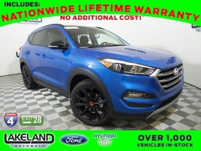 New 2017 Hyundai Tucson Night