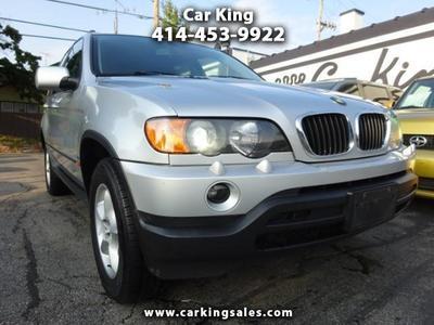 Used 2002 BMW X5 3.0i