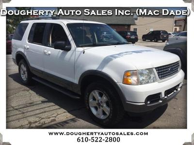 Used 2003 Ford Explorer XLT Sport