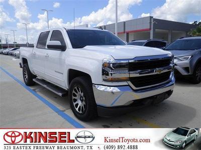 Used 2016 Chevrolet Silverado 1500 1LT