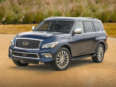 New 2017 INFINITI QX80 Signature Edition