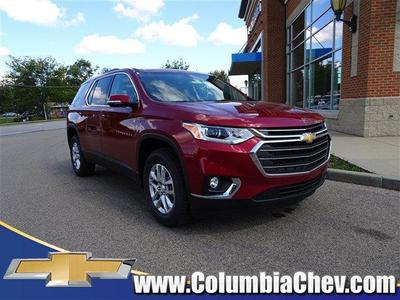 New 2018 Chevrolet Traverse LT Cloth