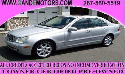 Used 2004 Mercedes-Benz  C240
