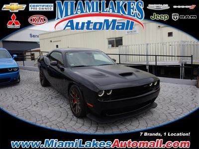 New 2016 Dodge Challenger SRT Hellcat