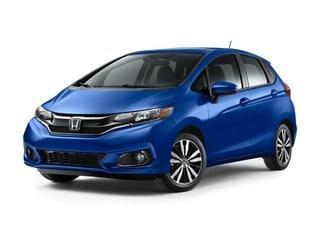 New 2018 Honda Fit EX-L