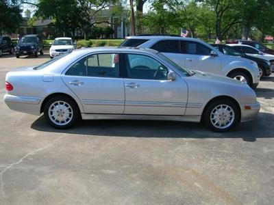 Used 2001 Mercedes-Benz E320