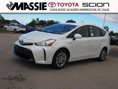 New 2017 Toyota Prius v Three