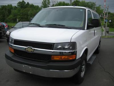 Used 2015 Chevrolet Express 2500 LT