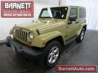 Used 2013 Jeep Wrangler Sahara