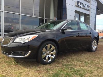 New 2017 Buick Regal Turbo Premium II