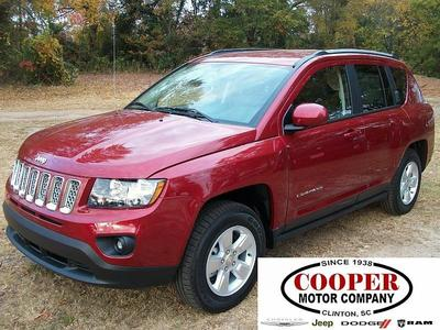 New 2017 Jeep Compass Latitude