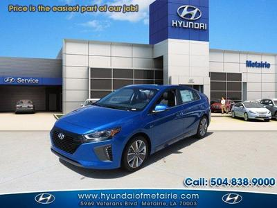 New 2017 Hyundai IONIQ Hybrid Limited