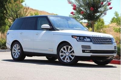 New 2017 Land Rover Range Rover 3.0L Turbocharged Diesel HSE Td6