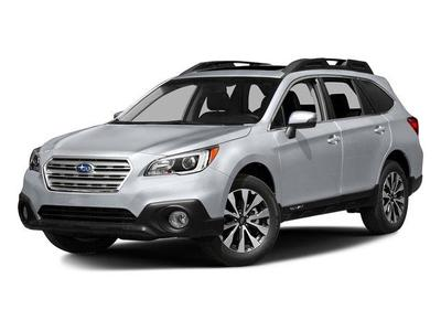 New 2016 Subaru Outback 3.6R Limited