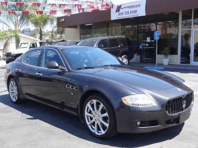 Used 2009 Maserati Quattroporte