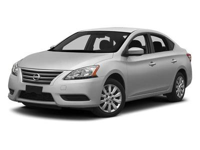 Used 2013 Nissan Sentra S