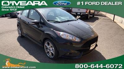 New 2017 Ford Fiesta ST