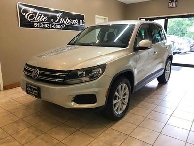 Used 2014 Volkswagen Tiguan 4MOTION Auto SEL