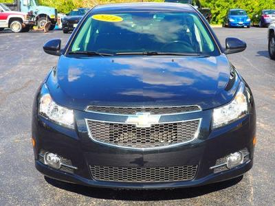 Used 2014 Chevrolet Cruze 1LT