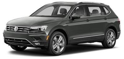 New 2018 Volkswagen Tiguan 2.0T SEL