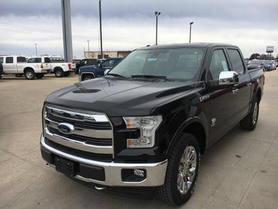 New 2017 Ford F-150 King Ranch