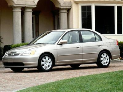 Used 2002 Honda Civic LX