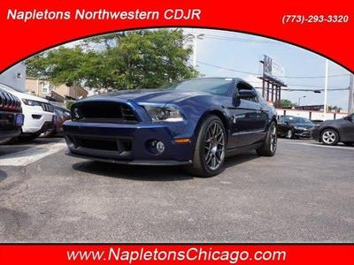 Used 2011 Ford Mustang GT500