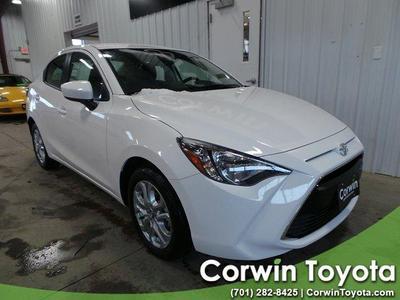 New 2017 Toyota Yaris iA