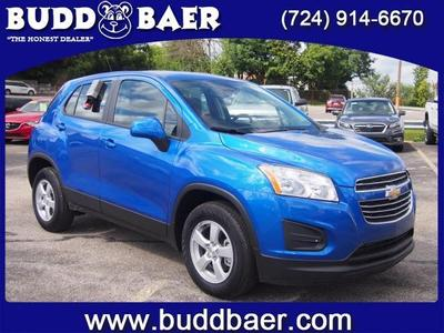 Used 2016 Chevrolet Trax LS