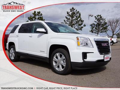 New 2017 GMC Terrain SLE-1