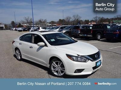 New 2017 Nissan Altima 3.5 SL