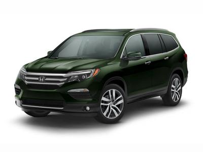 New 2017 Honda Pilot Touring