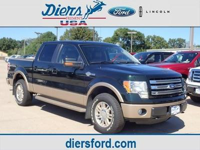 Certified 2014 Ford F-150 King Ranch