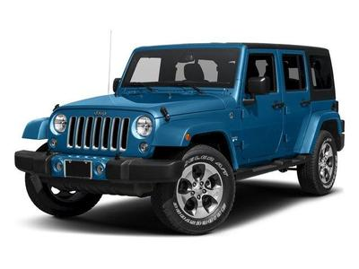 New 2017 Jeep Wrangler Unlimited Unlimited Sahara