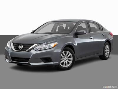 New 2017 Nissan Altima 2.5 S