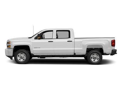 New 2018 Chevrolet Silverado 2500 WT