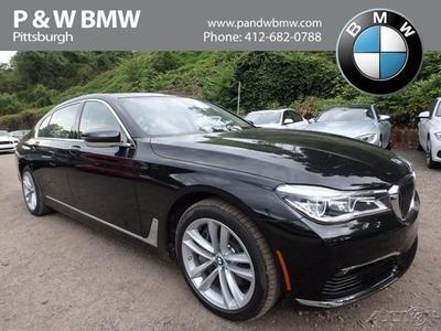 New 2018 BMW 750 i xDrive