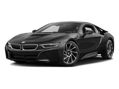 New 2017 BMW i8 Base
