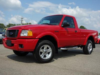 Used 2005 Ford Ranger Edge