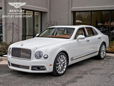 New 2017 Bentley Mulsanne MULLINER DRIVING SPECIFICATION