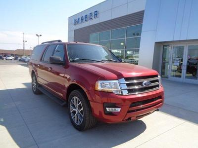New 2017 Ford Expedition EL XLT