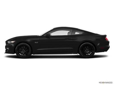 New 2017 Ford Mustang EDITION