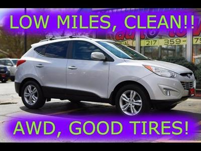 Used 2013 Hyundai Tucson GLS