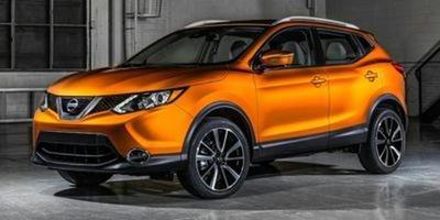 New 2017 Nissan Rogue Sport S