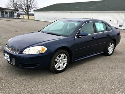 Used 2012 Chevrolet Impala LT